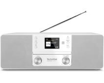 TechniSat DigitRadio 370 CD IR Wit