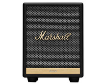 Marshall Uxbridge Google Voice Assistant Black