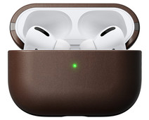 Nomad AirPods Pro Cover Brown