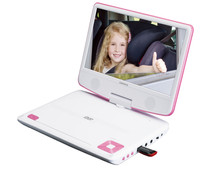 Lenco DVP-920 Pink