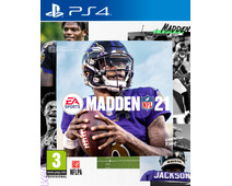 Madden NFL 21 PS4 & PS5