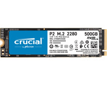 Crucial P2 SSD 500GB
