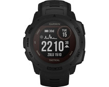 Garmin Instinct Solar Tactical Zwart