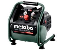 Metabo Power 160-5 18 LTX BL OF (zonder accu)