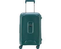 Delsey Moncey Cabin Size Spinner 55cm Green