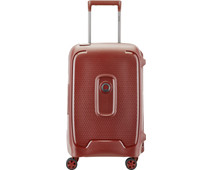 Delsey Moncey Cabin Size Spinner 55cm Terracotta