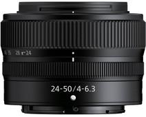 Nikon Nikkor Z 24-50mm f/4-6.3