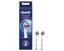 Oral-B 3D White Opzetborstel 2 Stuks