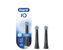Oral-B iO Ultimate Clean Zwart (2 stuks)