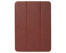 Decoded Apple iPad Pro 11 inches (2020)/(2018) Book Case Leather Brown
