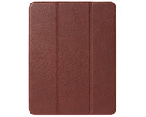Decoded Apple iPad Pro 12.9 inches (2020)/(2018)  Book Case Leather Brown
