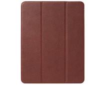 Decoded Apple iPad Pro 12,9 inch (2020)/(2018)  Book Case Leer Bruin