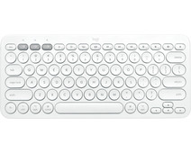 Logitech K380 Wireless Keyboard QWERTY White