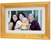 Kodak Digital Photo Frame 10 Inches Wood