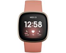 Fitbit Versa 3 Roze/Goud