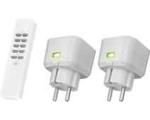 KlikAanKlikUit Switches + Remote ACC2-250R
