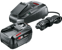 Bosch 18V 4.0Ah Starter Set (1x battery + charger)