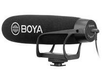 Boya BY-BM2021 Supercardioid Shotgun Microphone