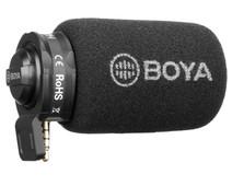 Boya BY-A7H Cardioïde Video Microfoon 3,5mm
