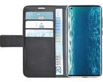 Azuri Wallet Motorola Edge Book Case Zwart