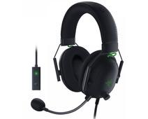 Razer Blackshark V2 Gaming Headset + USB Mic Enhancer