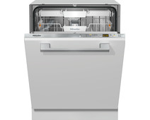 Miele G 5072 SC Vi / Built-in / Fully integrated / Niche height 80.5 - 87cm