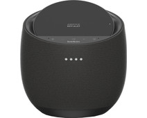 Belkin SoundForm Elite HiFi Smart Speaker with Google Assistant Black