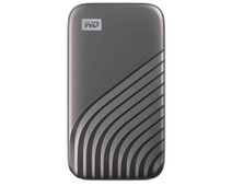 WD My Passport 2TB SSD Space Grey