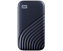 WD My Passport 500GB SSD Midnight Blue
