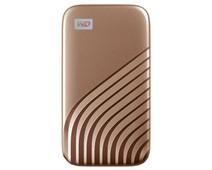 WD My Passport 1TB SSD Gold