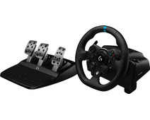 Logitech G923 TRUEFORCE - Racing Wheel with Force Feedback for Xbox Series X|S, Xbox One,