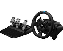 Logitech G923 TRUEFORCE - Racestuur met Force Feedback voor PlayStation 5, PS4 & PC