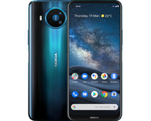 Nokia 8.3 128GB Blauw 5G