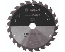 Bosch Cordless Wood 165x1.5/1x20 24T