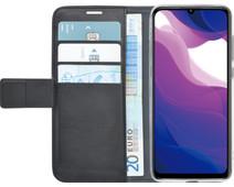 Azuri Wallet Magneet Xiaomi Mi 10 Lite Book Case Zwart