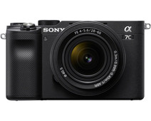 Sony A7C Black + 28-60mm f/4-5.6 Black