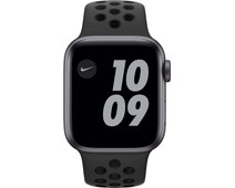 Apple Watch Nike Series 6 40mm Space Gray Aluminum Black Sport Band