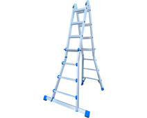 Alumexx Telescopic ladder 4x4