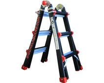 Bigone telescopische ladder 4x3