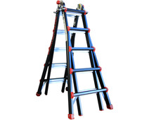 Bigone telescopische ladder 4x5