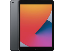 Apple iPad (2020) 10.2 inch 128 GB Wifi Space Gray