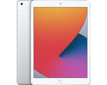 Apple iPad (2020) 10.2 inch 128 GB Wifi Zilver