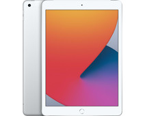 Apple iPad (2020) 10.2 inches 128GB WiFi + 4G Silver
