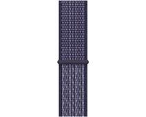 Apple Watch 38/40mm Nylon Sport Loop Nike Watch Strap Purple Pulse