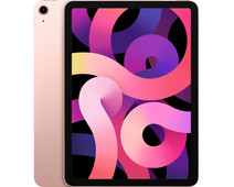 Apple iPad Air (2020) 10.9 inch 64 GB Wifi Roségoud