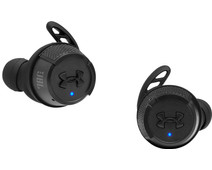 JBL UA Sport Wireless FLASH X Black