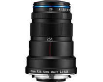 Venus LAOWA 25mm f/2.8 2.5-5x Ultra-Macro Lens Sony FE