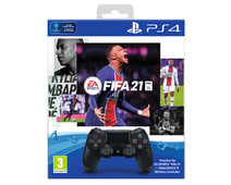 Sony DualShock 4 Controller PS4 V2 + FIFA 21