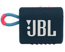 JBL GO 3 Blauw Koraal