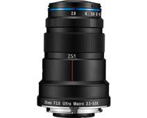 Venus LAOWA 25mm f/2.8 2.5-5x Ultra-Macro Lens Nikon F